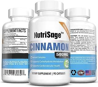 Best cinnamon & poria formula Reviews