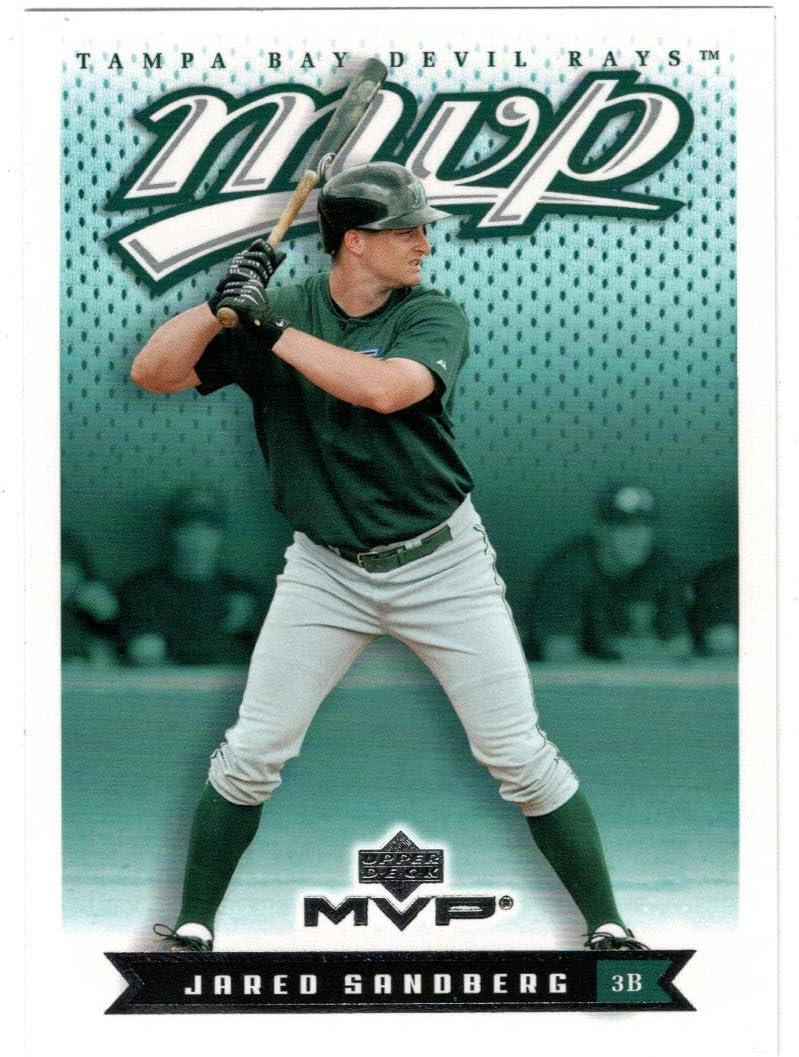 Houston Mall Jared Sandberg Baseball Card 2003 Upper MVP 202 MT NM # Manufacturer direct delivery Deck