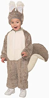 Squirrel Toddler Costume