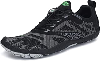 SAGUARO Unisex blotevoetenschoenen outdoor sport trailloopschoenen minimalistische teenschoenen, maat 36-46