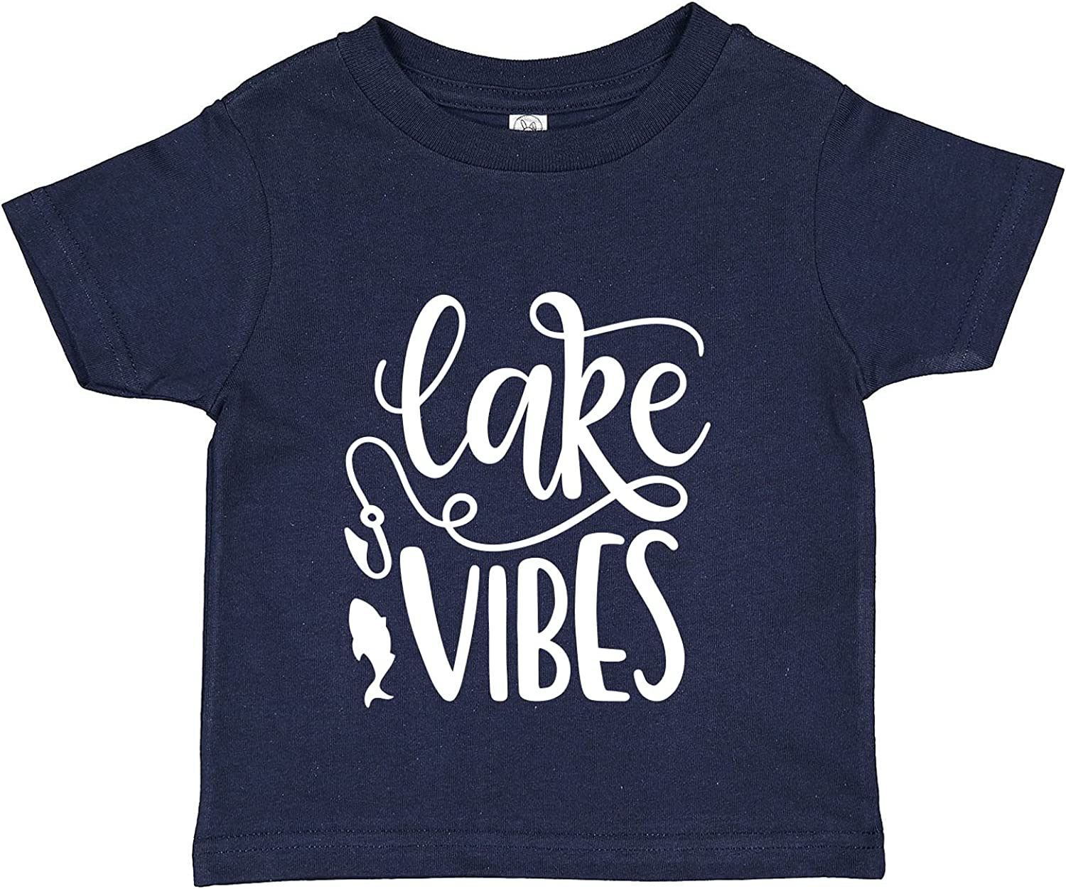 Lake Vibes Baby Tee Shirt (Assorted Colors)
