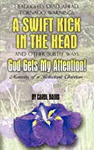 Headlights Dead Ahead, Tornado Warnings, A Swift Kick in the Head and Other Subtle Ways God Gets My Attention!: Memoirs of...