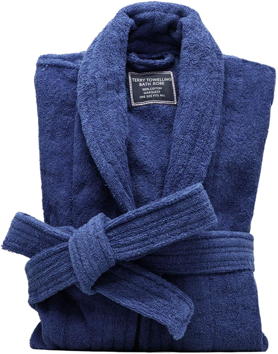 All-Cotton Bathrobe Thick Seattle Mall Don't miss the campaign Plush Housecoat Cloth Toweling Terry