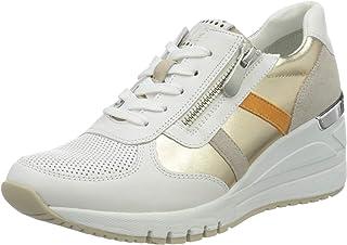 MARCO TOZZI 2-2-23765-26 Leder Sneaker, Basket Femme