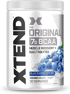 Scivation Xtend Bcaas Blue Raspberry Ice, 416 gm - 30 Serving