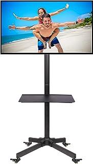 Ergosolid Falco-24 - El soporte móvil de suelo para pantallas LCD LED y curvadas de 32
