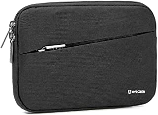 Evecase 6-7 inch Water Repellent Shockproof Tablet Sleeve for Amazon Kindle Paperwhite/Voyage/All-New Kindle (8th Generation, 2016) E-Reader - Black