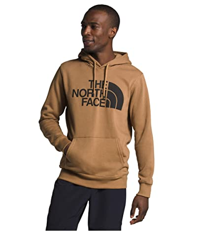 The North Face Half Dome Pullover Hoodie (Utility Brown/TNF Black) Men