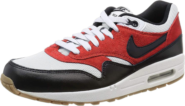 Nike Men's Air Max 1 Essential Blue/Black/White 537383-022