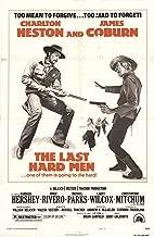 The Last Hard Men 1976 Authentic 27