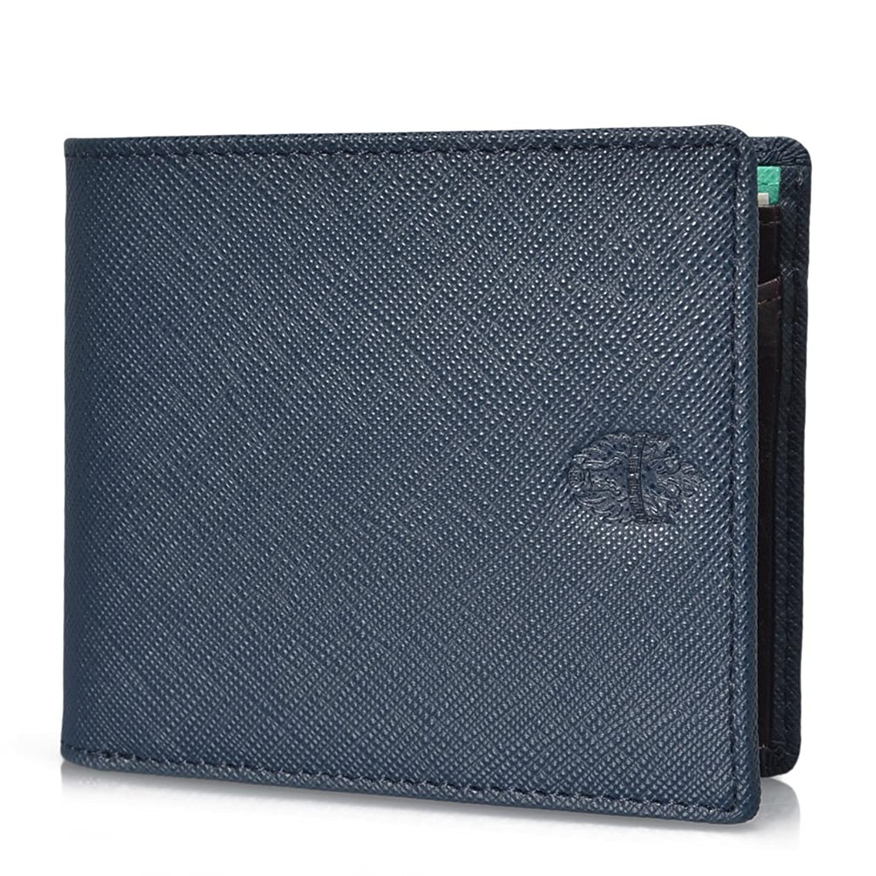 気分が悪い頼る記念品二つ折り 財布 BIA-1004 箱付き