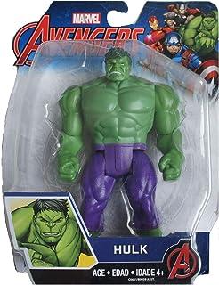 Avengers 6 Inch Figure Ast Wv1 17 , for Boys , 3 - 6 Years , B9939EU40Halk