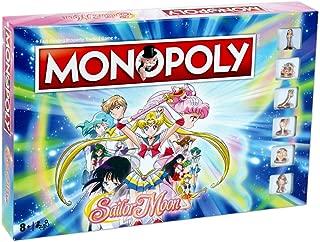 Sailor Moon Monopoly Board Game