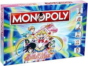 Winning Moves Sailor Moon Monopoly Juego de Mesa