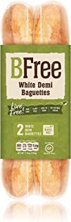 Bake at Home Gluten Free Baguettes by Bfree Foods - Gluten free bread – Par Baked Baguettes - 2 Per Pack
