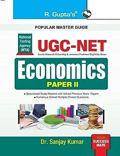 Nta-Ugc-Net: Economics (Paper II) Exam Guide
