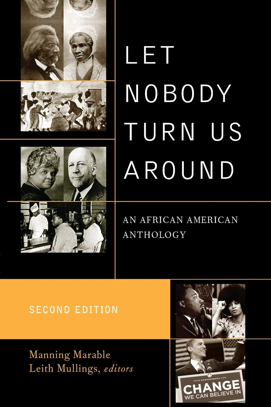 Image OfLet Nobody Turn Us Around: An African American Anthology, Second Edition