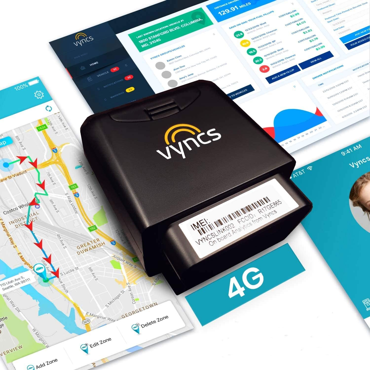 Best GPS Tracker for Car With No Monthly Fee