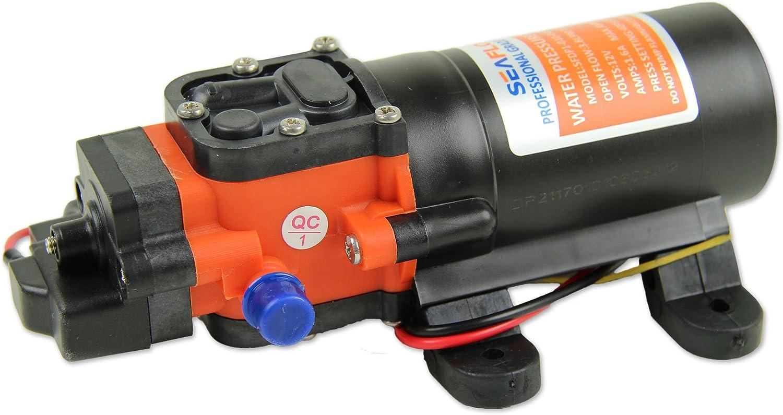 Seaflo ® Druckwasserpumpe 3,8 3,8 3,8 Ltr.  Min. 12 V B00D414LYS  Liebessport, wirklich glücklich 497806