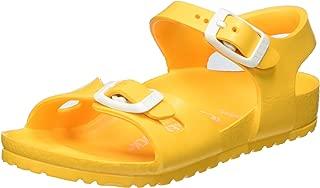 Rio Eva Girls Yellow Sandals