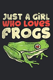 Big Small And Frogs Toads And Amphibians: To-do Notebook, 6x9 inches, 120 Pages