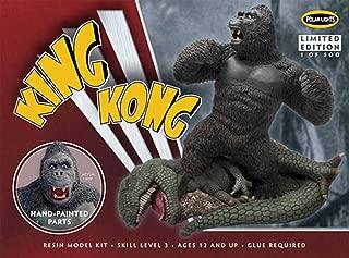 King Kong Polar Lights Resin Model Painted