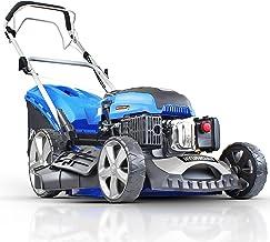 """Hyundai Powerful 20"""" 51cm 4 Stroke Self Propelled Petrol Lawnmower, 196cc, Lawn Mower, Easy Starting, Six Cutting Heights,..."""