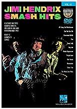 Jimi Hendrix Smash Hits - Guitar Play-Along Volume 41