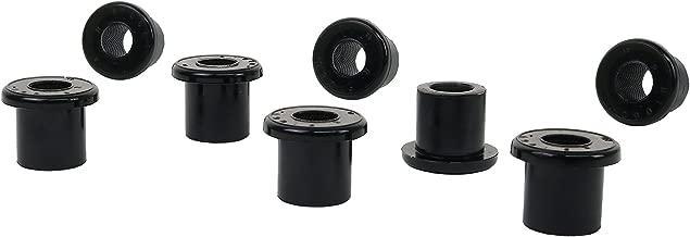 Nolathane REV163.0006 Black Spring - Eye Rear & Shackle Bushing - Rear