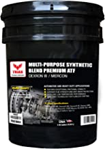 Triax Synthetic Blend Multi-Purpose ATF -Dexron III/Mercon/Allison with SureShift Technology Compatible with TES 389, GM, Ford, Chrysler
