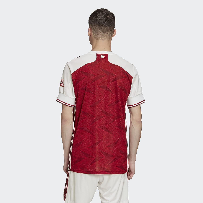Amazon.com: adidas Men's Soccer Arsenal 20/21 Home Jersey : Sports ...