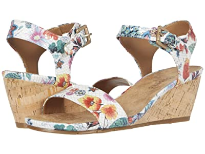 Aerosoles Carago (White Floral Multi) Women