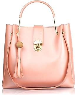 Mammon Women's Handbag (Pink)