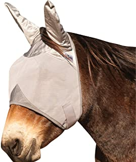 Cashel Crusader Standard Mule Donkey Fly Mask with Ears