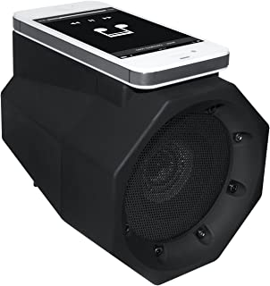 BoomTouch Wireless Portable Speaker- No Dock, No Wires, No Bluetooth Required, Amplifies Your Device's Sound, As Seen On TV (Black)