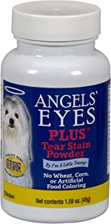 Angels' Eyes Plus Supplies for Dogs, 45g, Chicken Formula