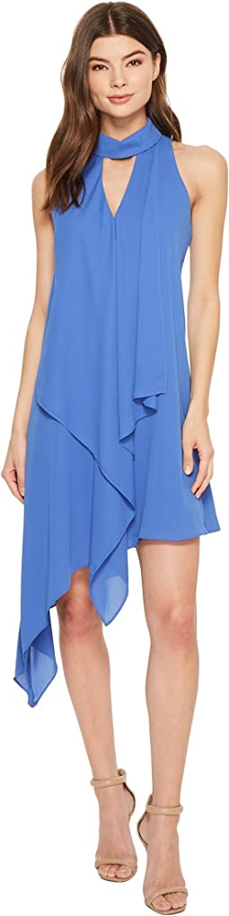 Cascade Swing Dress