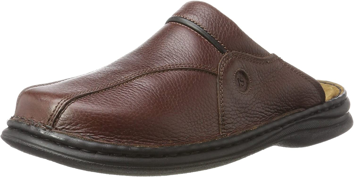 Seibel Klaus Clogs Josef Men's nvodnh7835 New Shoes