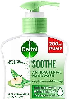 Dettol Soothe Handwash Liquid Soap Pump for effective Germ Protection & Personal Hygiene (protects against 100 illness cau...