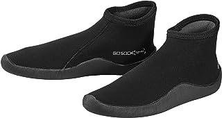 ScubaPro Go Sock 3mm Thin Sole - Black, M