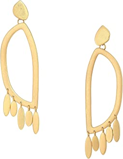 Sadie Large Ring Statement Earrings