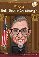 Who Is Ruth Bader Ginsburg? (Who Was?) PDF