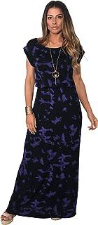 Vestido Mujer Tallas Grandes Largo Casual Ibicenco De Día Ropa Hippie Online Ofertas