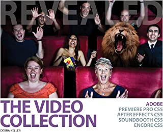 Bundle: The Video Collection Revealed: Adobe Premiere Pro, After Effects, Soundbooth and Encore CS5 + Media Arts & Design CourseMate with eBook Printed Access Card