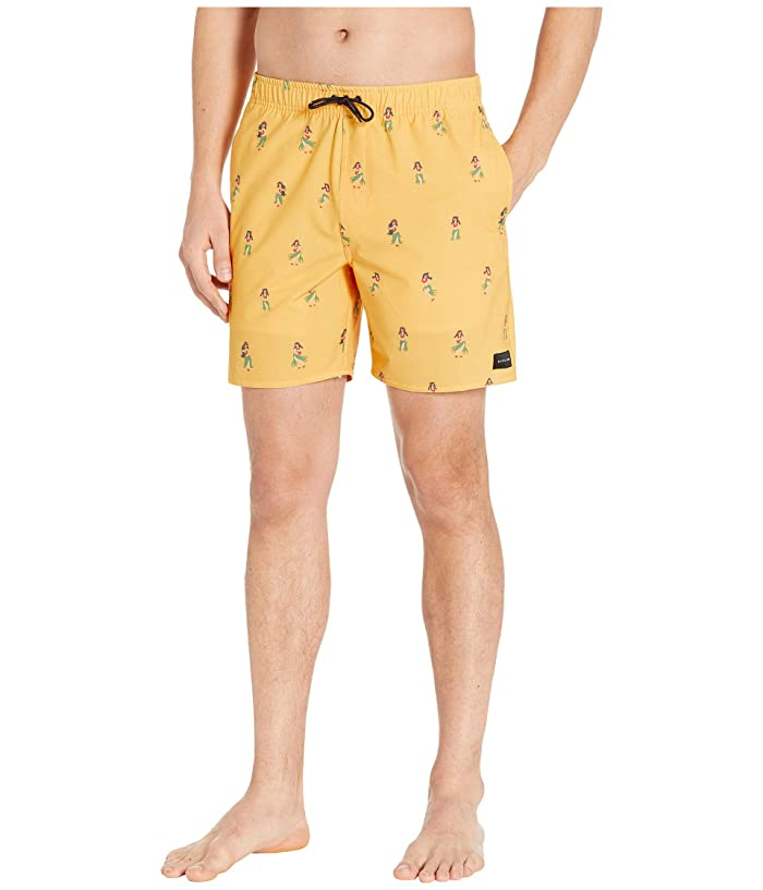 Rip Curl  Vacation Volley (Yellow) Mens Swimwear