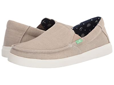 Sanuk Sideline Linen 2 (Natural) Men