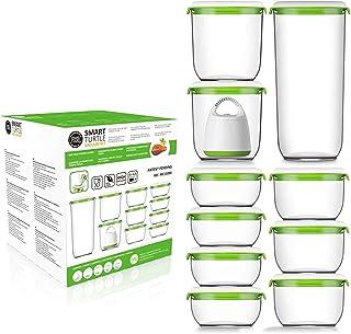 Vacuum Food Storage Container - FOSa Deluxe Combo Set