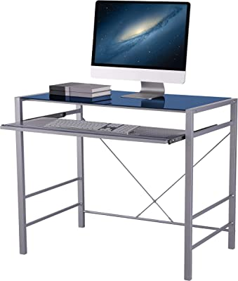 "Amazon.com: Tribesigns Computer Desk, 55"" Large Office"