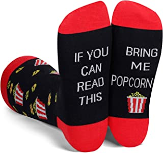 Zmart If You Can Read This Funny Spruch Beer Socks, lustiges