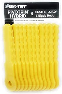 Push-N-Load 3-Blade Replacement Blades (12-Pack)